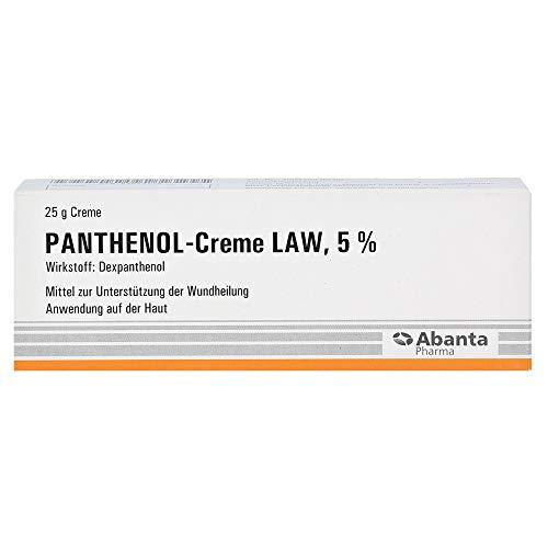 PANTHENOL Creme LAW 25 g