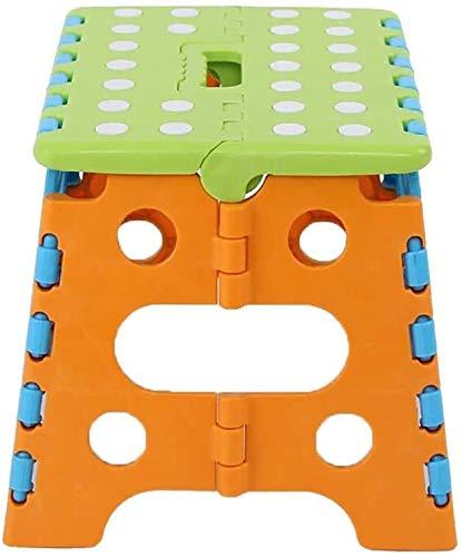 N\A Silla Plegable pequeña Mesa de plástico niños de los niños Mesa Plegable Fuerte for al Aire Libre (Color : -, Size : -)