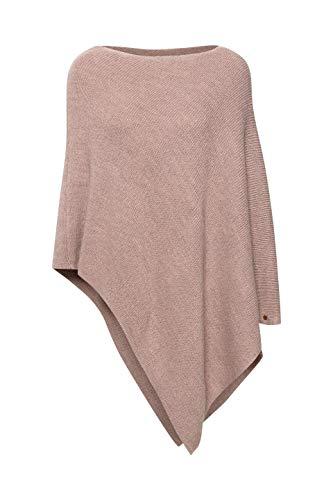 ESPRIT Accessoires Damen 099Ea1Q025 Schal, Violett (Mauve 550), Medium (Herstellergröße: M)