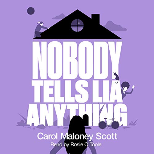 Nobody Tells Lia Anything: Laugh Out Loud Paranormal Chick Lit cover art