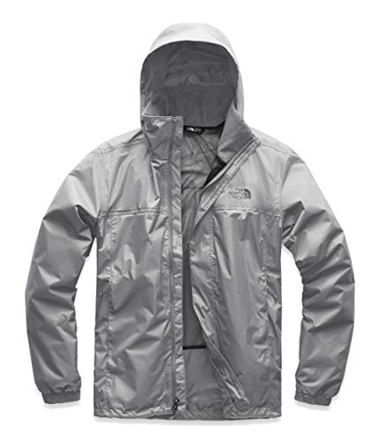 The North Face Men's Resolve 2 Jacket, Mid Grey/Mid Grey, M