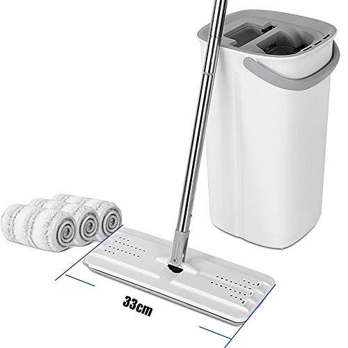HS-01 roterende mop handwas huishouden one-touch woning mopping nat- en droog grote mop