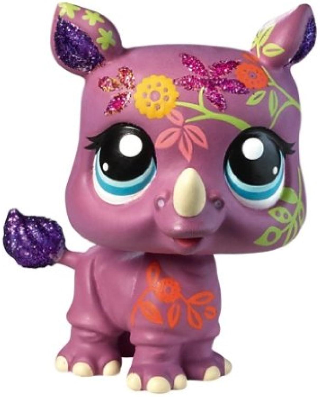 Littlest Pet Shop  358781480  Figurine  Rhino