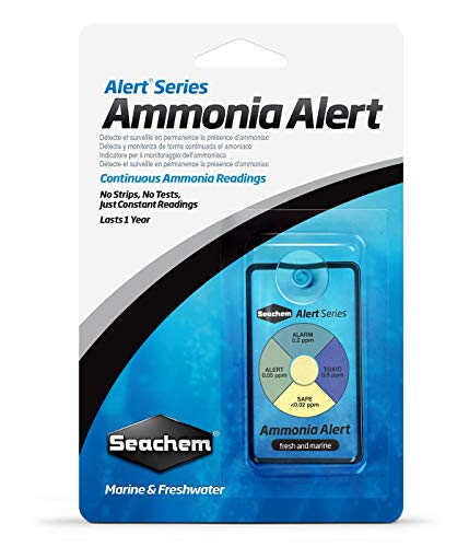 Seachem Ammoniak-Alarm.