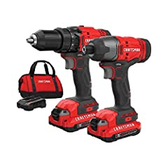 20V max* 1/2 in. Cordless drill with powerful motor provides 280 UWO of power for demanding drilling and fastening tasks 20V max* 1/2 in. Cordless drill with 2 speed gearbox ranging from 0350 RPM and 01, 500 RPM for speed of application 20V max* 1/4 ...