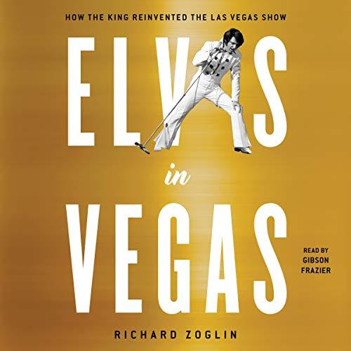Elvis in Vegas cover art