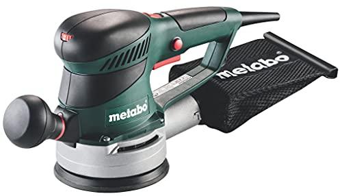 metabo MPTSXE425 600131000 SXE 425 Turbotec-Levigatrice roto-orbitale Elettronica, 320 W, 240 V, Multi, S