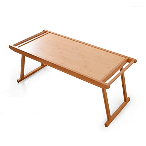 ZDW Klapptisch Verstellbarer Klapp-Couchtisch/Laptop-Tisch/kleiner Bücherschrank/Größe Optional Kann gedreht werden,96 * 43 * 39CM