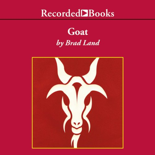 Goat     A Memoir              By:                                                                                                                                 Brad Land                               Narrated by:                                                                                                                                 Nick Landrum                      Length: 6 hrs and 17 mins     49 ratings     Overall 3.0