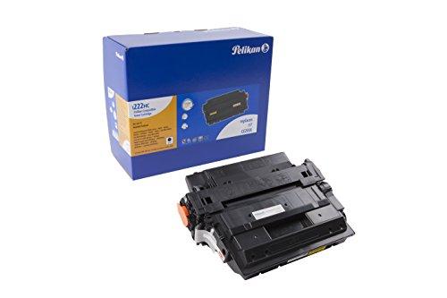 Pelikan Toner 4283955 vervangt HP CE255X en Canon CRG724 II BK (voor printers HP LaserJet Enterprise P3015, P3015D, P3015DN, P3015X) zwart