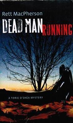Dead Man Running (A Tori O'Shea Mystery)