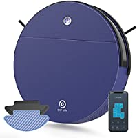 OKP K3 Robot Vacuum and Mop, Robot Vacuum with Self-Charging and 2000pa Strong Suction,Robotic Vacuum Cleaner with...