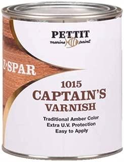 Z-Spar Captain's Varnish 1015, Gallon - Pettit Paint