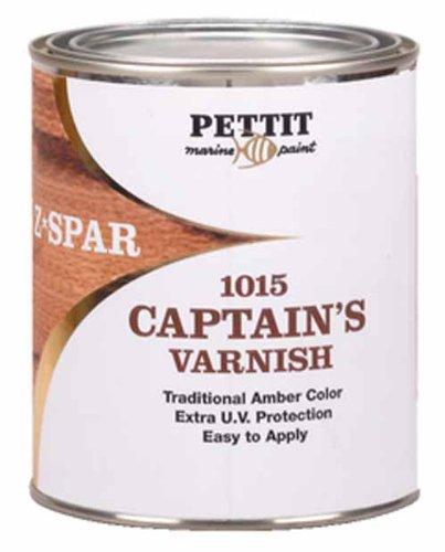 Pettit 1-Spar Captains Varnish Quart