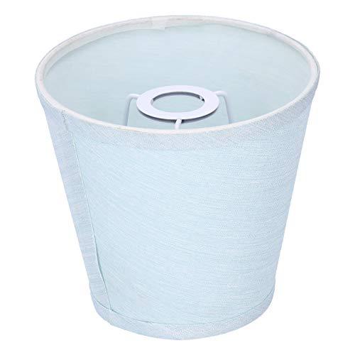 Kronleuchter Lampenschirm, 6 Stück leichter Lampenschirm, feine Verarbeitung Klassische Lampenabdeckung, für Schlafzimmer E14 Kronleuchter langlebig Einfach zu installieren