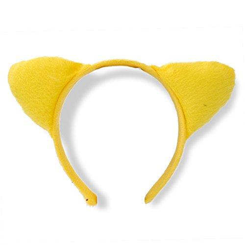 She's Shining Cartoon Tier Ohren Stirnband Haarschmuck Weihnachtsfest Headwear