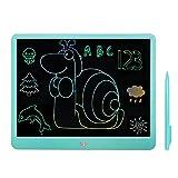 De Gran Tamaño Tableta Escritura 15 Pulgadas, Tablet para Dibujo Niños, Tableta de Escritura, Tablet para Dibujar, Pizarra Magica, Pizarra Electrónica, Pizarra Digital, Un Gran Regalo para los Niños