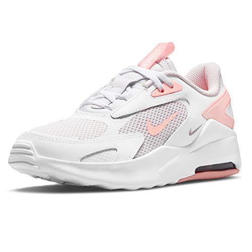 Nike Air MAX Bolt BG, Zapatillas Deportivas, Light Violet Crimson Bliss White Platinum Tint, 35.5 EU