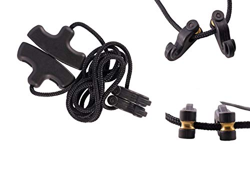 Eva Shop® Spannhilfe für Armbrüste - Armbrustspannhilfe - Recurve und Compound Armbrust - Spannschnur für Armbrüste -Sofortversand aus Deutschland