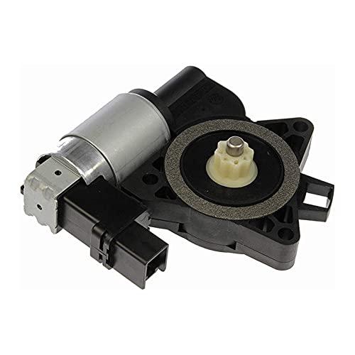CMEI Regulador de la ventana derecha Motor eléctrico de vidrio de vidrio adecuado para Mazda 3 5 6 CX7 CX9 RX8 (Color : Black)