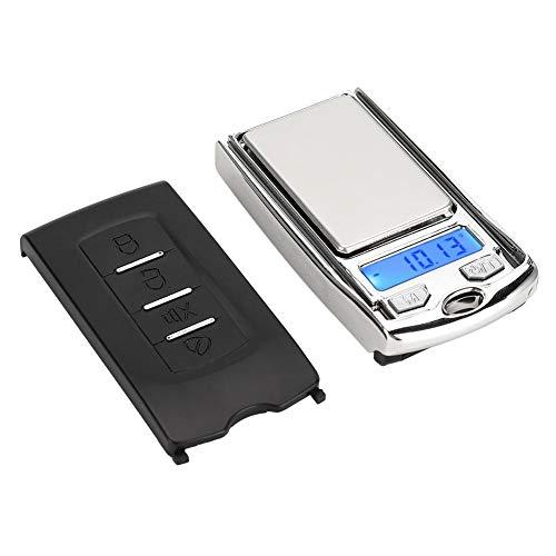 Mini balance numérique de poche 100 g/0,01 g haute précision pour bijoux électroniques
