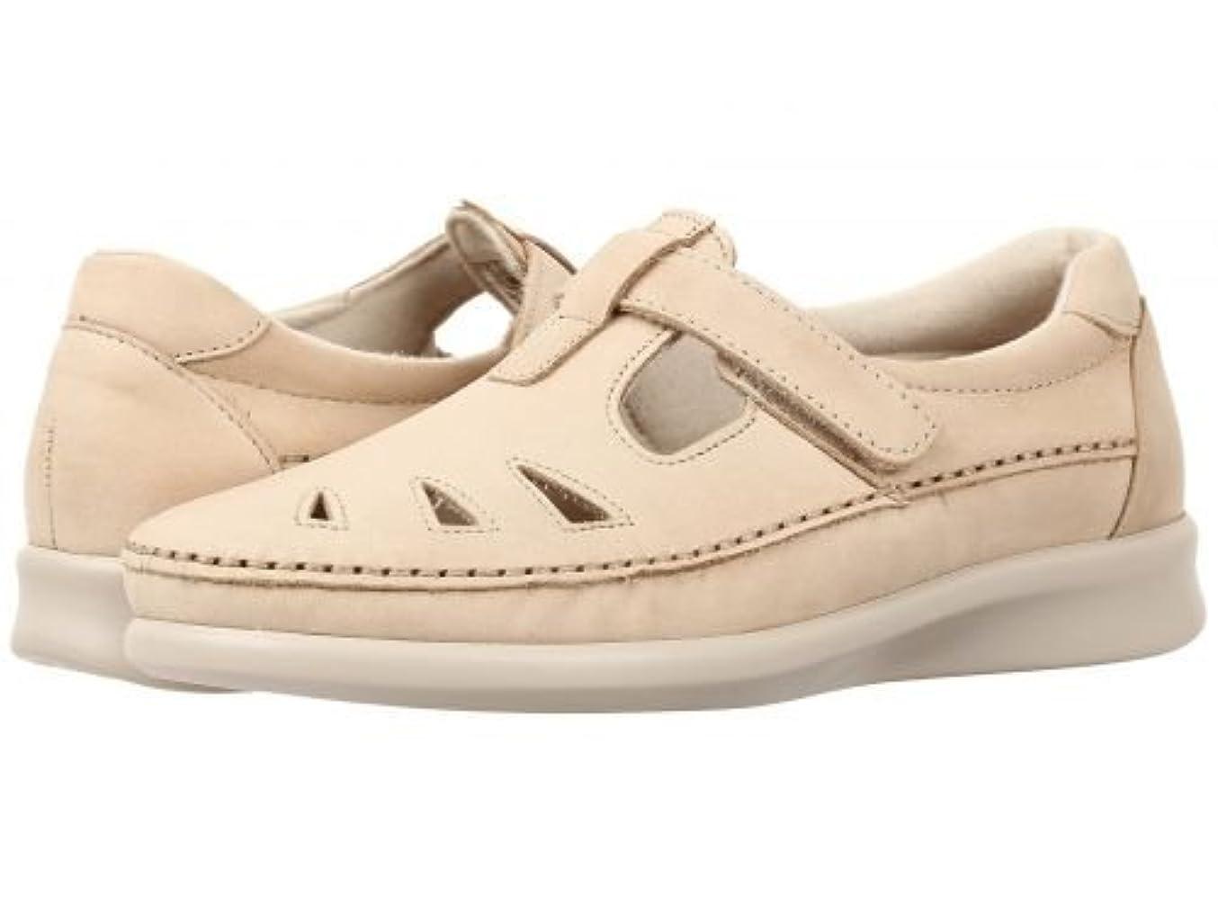 単に偽造週末SAS(サス) レディース 女性用 シューズ 靴 フラット Roamer - Linen [並行輸入品]