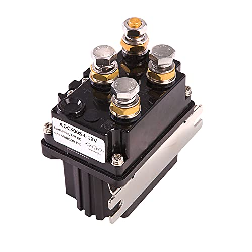 X-BULL Replacement Universal Winch Contactor...