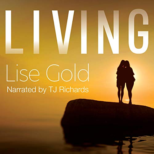 Living audiobook cover art