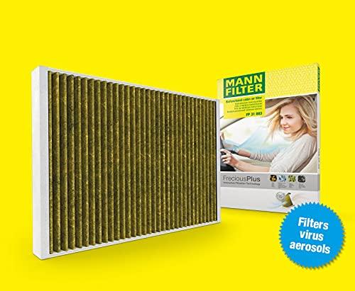 Originale MANN-FILTER Filtro Abitacolo FP 8430 – FreciousPlus Filtro antipolline biofunzionale – Per Auto
