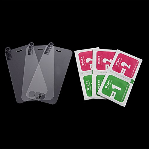 『SODIAL(R) 3枚Iphone 4 iphone 4s用強化ガラス液晶保護フィルム』の3枚目の画像