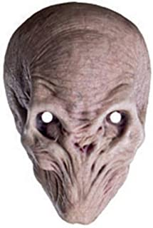 Silent Celebrity Cardboard Face Mask - Single (máscara/careta)