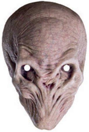 Silent Celebrity Cardboard Face Mask - Single...