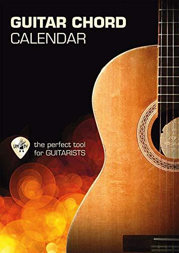 Guitar Chord Calendar (Gitarren Akkord Kalender): The perfect tool for Guitarists (edition Landy Landinger)