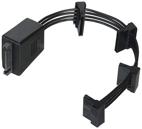 4分岐SATA電源ケーブル SST-CP06