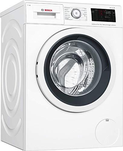 Bosch Serie 6 WAT28639IT - Lavatrice Libera installazione Caricamento frontale Bianco 9 kg 1400 Giri/min, 63L, 59.8 x 59 x 84.8 cm