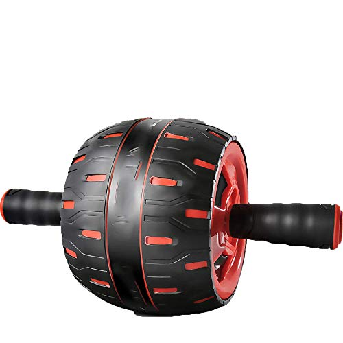 Abdominal Muscle Roller, Wheel Trainer,Fitness Abdominal Exercise Equipment Men's and Women's Abdominal Muscle Wheel,Suitable for Weight Loss