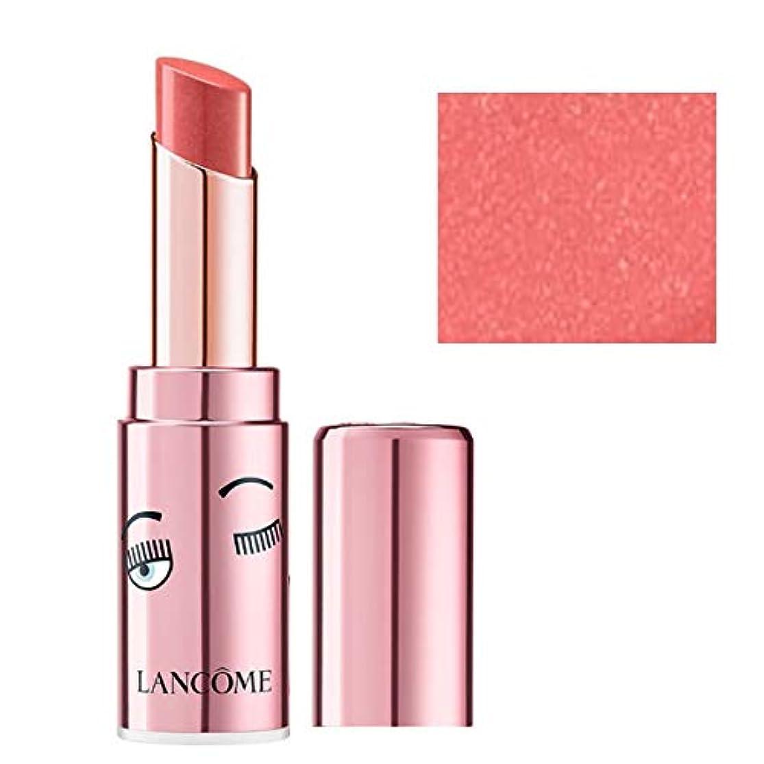 効果つぼみ避けるランコム(LANCOME), 限定版 limited-edition, x Chiara Ferragni L'Absolu Mademoiselle Shine Balm Lipstick - Kinda Flirty [海外直送品] [並行輸入品]