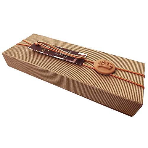 Bernardi - Scatola Fichi con Mandorle del Salento Ricoperti di Cioccolato Fondente 180gr