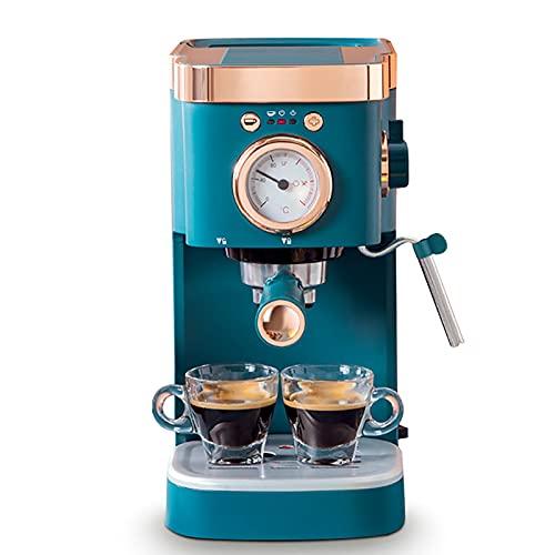 Ekspres do kawy espresso 20 barów ze spieniaczem mleka - Półautomatyczny ekspres do kawy ziarnistej - Cappuccino Elektryczne ekspresy do kawy, 1050W