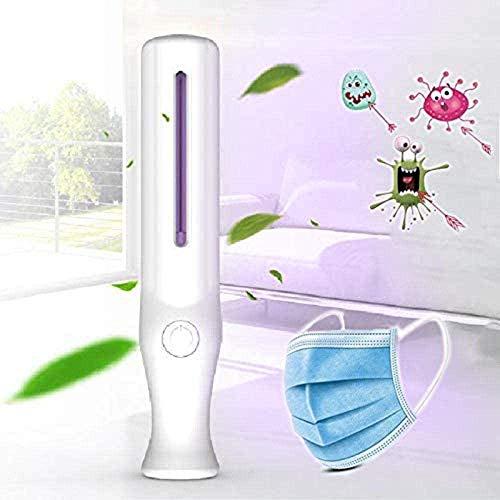 Ondergoed UVsterilisator, Handheld Portable Kiemdodende Lamp, gemakkelijk te reinigen en verwijderen Geur, geschikt voor, huis, Kledingkast, WC, Car
