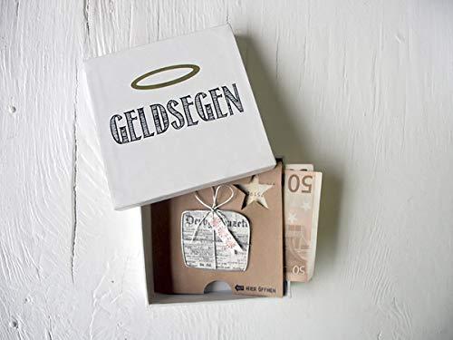 Geldgeschenkbox