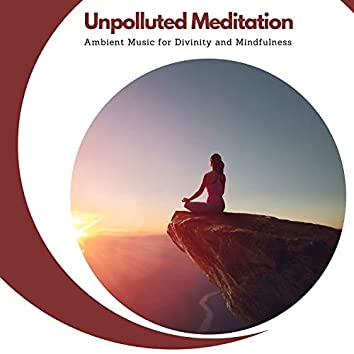 Unpolluted Meditation - Ambient Music For Divinity And Mindfulness