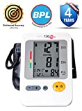BPL Medical Technologies Automatic Blood Pressure Monitor BPL120/80 B1 - (White)