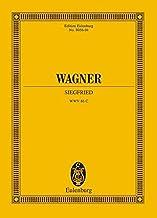 Siegfried Wwv 86 C (Eulenburg Miniature Scores)