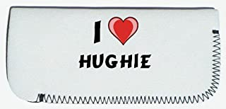 Shopzeus Glasses Case with I Love Rugby first name//surname//nickname