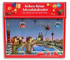 "Kölner Krimi Adventskalender 2011 \""Rätsel um den Köln-Dieb\"""