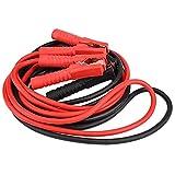 Cable De Refuerzo De Batería, Kit De Cables De Salto De Batería Cables De Refuerzo Portátiles Flexibles Y Duraderos Para Emergencias(4M / 2000A)