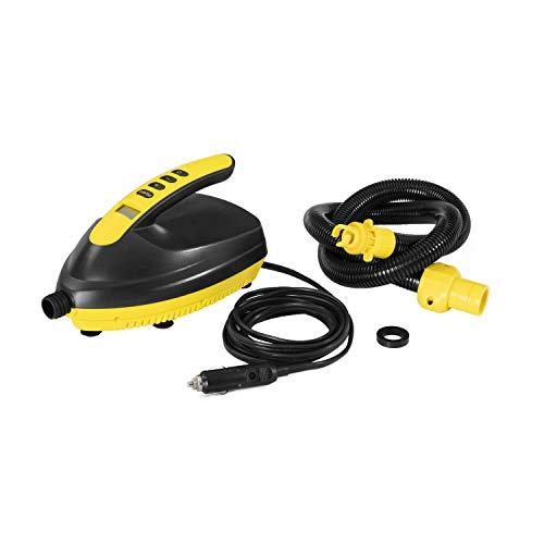 Hydro-Force™ Unisex Jugend 12V Auto-Air Electric Pump Elektrische Luftpumpen, Multicolor, einheitsgröße