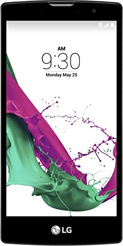 LG G4c Smartphone, Display 5 Pollici, Display, 8 MP Fotocamera, 5 MP Frontkamera, 1,2-GHz-Quad-Core-Processore, Android 5.0, Bianco [Germania]