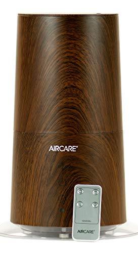 AIRCARE Ultrasonic Cool & Warm Mist Humidifier (brown)
